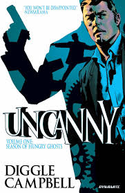 dynamite uncanny vol 1 season of hungry ghosts tpb