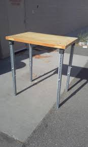 telescoping dining table coffee table by day simple hack using ironing board mechanism
