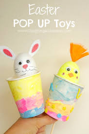 easter plays for kids handmade easter pop up craft for kids easter and plays