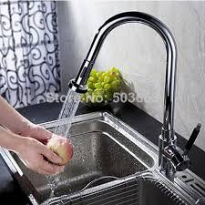 Good Best Price Pull Out UP Down Sprayer Chrome Brass Water Tap - Best kitchen sink taps