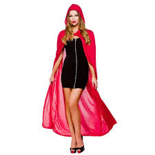 red witch halloween costume ladies red riding hood cape cloak halloween witch vampire fancy