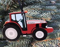 farm ornament etsy