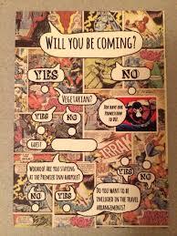 comic book invites wedding ideas pinterest comic books and