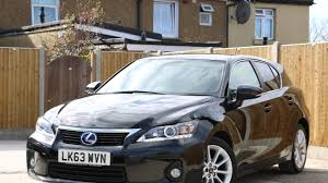 lexus ct200h premier lexus ct200h hybrid advance auto sat nav rear cam bluetooth full