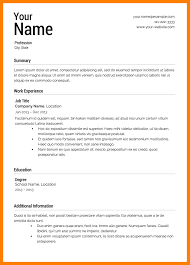 what is a resume name 5 what is a resume letter tutor resumed