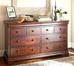 bedroom bureau dresser extra wide dresser pottery barn dresser medium size of 4 drawer