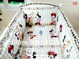 Mickey Mouse Crib Bedding Sets Mickey Crib Bedding Set Videozone Club