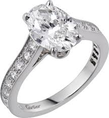 platinum diamonds rings images Crh4209500 1895 solitaire ring platinum diamonds cartier png