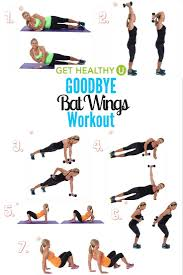 best 20 bat wings ideas on pinterest exercises for bat wings
