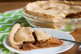Apple Pie Thanksgiving Mom U0027s Gluten Free Apple Pie Savory Nature