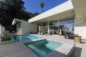 Design House La Home by A Glamorous Hollywood Hills Setting For L A U0027s Newest Design
