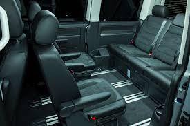 volkswagen van 2016 interior 2016 volkswagen multivan and caravelle people movers launched