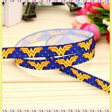 wholesale hair bows 3 8 free shipping woman printed grosgrain ribbon headwear