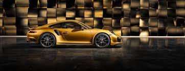 Porsche 911 Turbo S Interior Porsche 911 Turbo S Exclusive Series Porsche Ag