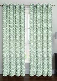 Green Grommet Curtains Linen Blend Grommet Curtains Archives