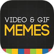 Video Memes App - video gif memes app report on mobile action