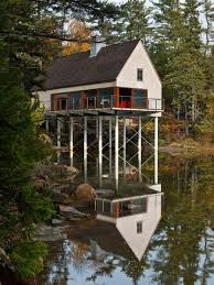 Stilt House Floor Plans Waterfront House Plans Stilts Houzz