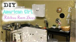 18 inch doll kitchen furniture diy doll kitchen room decor