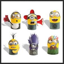 paper craft despicable u2013 printable minion costumes