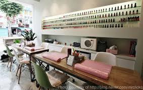 Top  Images Of Nail Salons Interior  NAILKARTcom - Nail salon interior design ideas