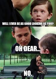 Handsome Meme - finding neverland meme imgflip