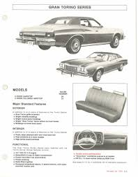 model year 1976 ford torino de