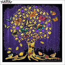 online get cheap diamond painting tree of life aliexpress com