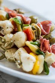 antipasto skewers the sweetest occasion