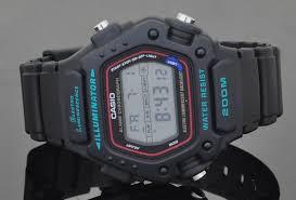 Jam Tangan Casio Dw 290 casio illuminator alarm dual time w end 1 14 2019 12 15 pm