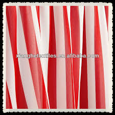 Red And White Striped Awning Red White Striped Fabric Red U0026 White Christmas Stripe Fabric