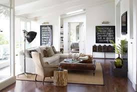 Modern Interior Design With Vintage Furniture And Decor - Vintage modern interior design