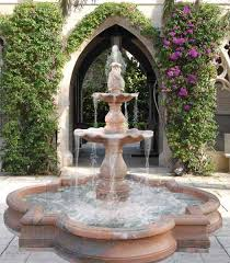 Backyard Water Fountain by 375 Best Pools Spas Fountains And Water Features Images On