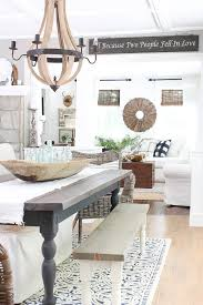 Rug For Dining Room by Best 25 Farmhouse Dining Room Rug Ideas On Pinterest Kitchen