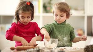 kids making cake in a house stock footage video 5704874 shutterstock