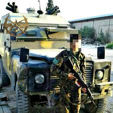 land rover modified asian defence news modified land rover used by the syrian arab