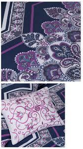 twin paisley bedding oriental chevron paisley blue purple teen bedding twin xl