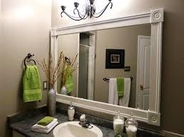 bathroom mirror ideas diy bathroom mirror ideas diy top bathroom decorative bathroom