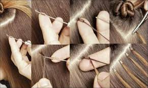 micro ring hair extensions professionnal micro loop ring hair extensions tool kit 3 pieces