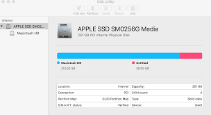 Map Network Drive Mac Hard Drive Trying To Delete Linux Partition But Getting