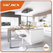 2015 new modern design built in handle style kitchen cabinet buy