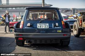 renault 25 v6 turbo getting high on alpine stars speedhunters