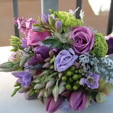 purple bouquets bridal bouquets design with florae