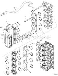 mercury 60 hp parts diagram mercury outboard parts diagrams