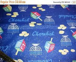 hanukkah sale 182 best judaic fabric images on hanukkah