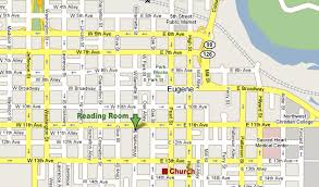 eugene map contact maps church of scientist