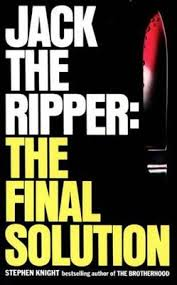 jack the ripper the final solution wikipedia