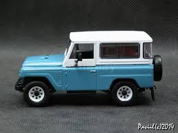 1968 nissan patrol nissan patrol h60 los carros mas queridos de columbia 4x4 1 43 ixo