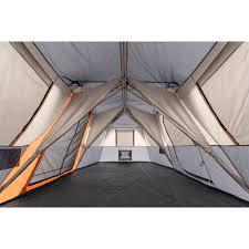 Walmart Cabana Tent by Ozark Trail Instant 20 U0027 X 10 U0027 Cabin Camping Tent Sleeps 12