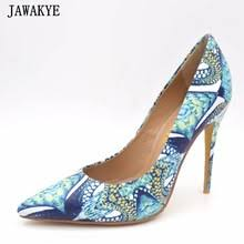 blue patterned shoes buy blue patterned shoes and get free shipping on aliexpress com