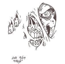 best 25 zombie tattoos ideas on pinterest zombie tattoos